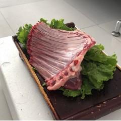 内蒙古蒙德元羊排3KG(不够补肉)