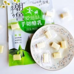 内蒙古蒙歌来半干牛肉干原味、香辣味、孜然味混装500g、内蒙古手切酪乳原味100g、内蒙古手切酪乳酸奶味100g