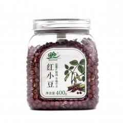 内蒙古田也绿豆、红小豆、红豆、黄豆、黑豆各400g