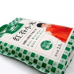 内蒙古田也红谷小米2.5kg