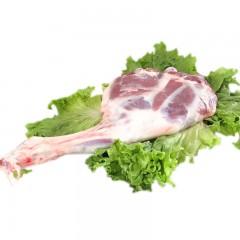 内蒙羔羊肉 草原羔羊半只羊约18斤(含一个羊排、前后腿各一只、半根羊蝎子)