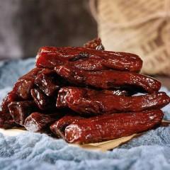 内蒙古朝鲁半干牛肉干