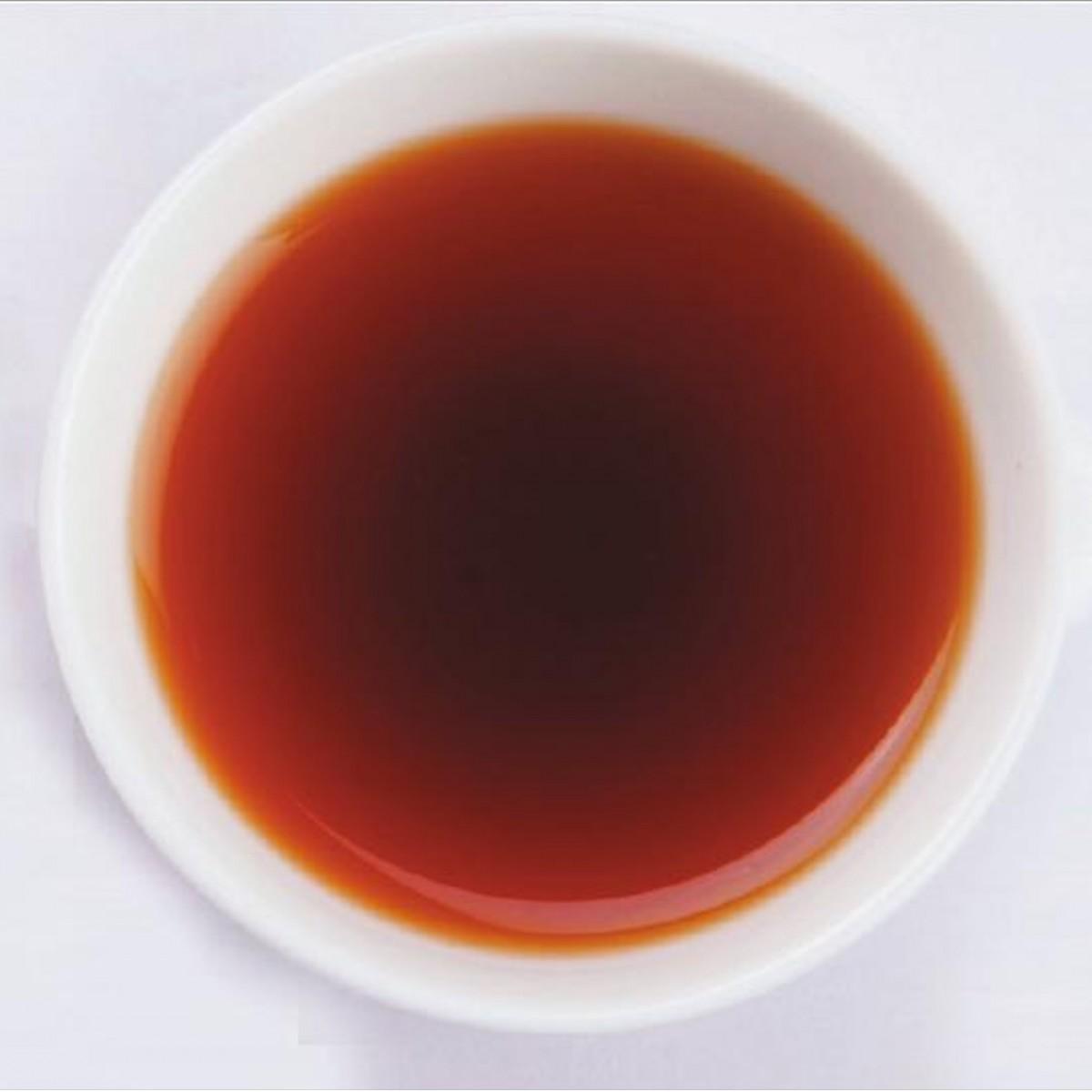 58_2007年宫廷普洱(100g、200g、500g随意选)