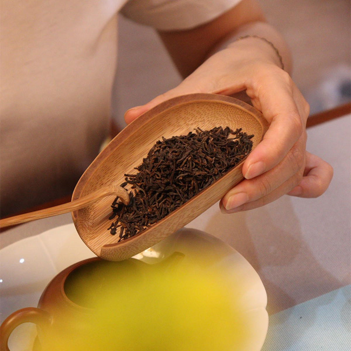 17_2010年马来西亚回流老六堡茶150g