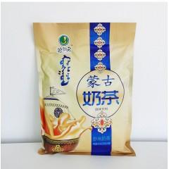 内蒙古蒙歌来奶茶咸味400g*1袋、内蒙古奶茶甜味400g*1袋、内蒙古奶茶炒米味400g*1袋