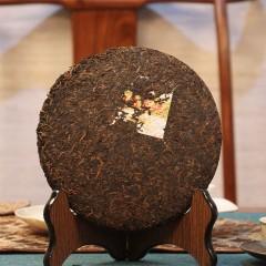11_2010年御品宫廷熟普洱饼 357g
