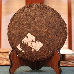 18_建国60周年甲子兴邦2009年熟普洱饼350g