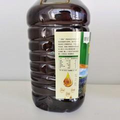 内蒙古强达胡麻油5L*1桶