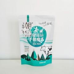 内蒙古蒙歌来手切酪乳酸奶味100g*4袋