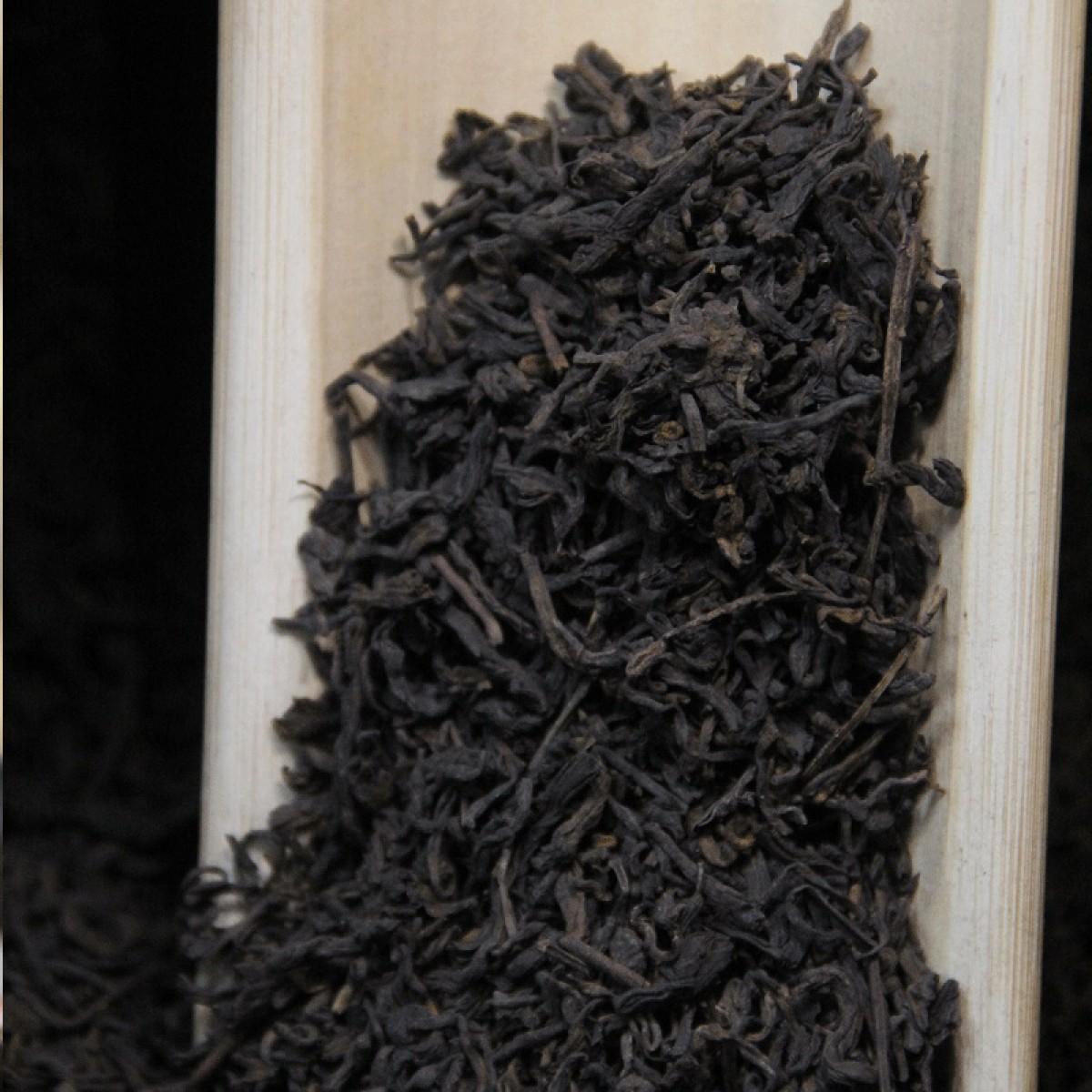 77_2012年传统工艺老六堡茶 (100g、200g、500g随意选)