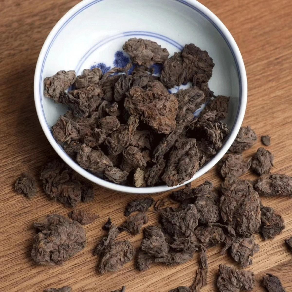 55_2012年云南老茶头(普洱茶)(100g、200g、500g随意选)